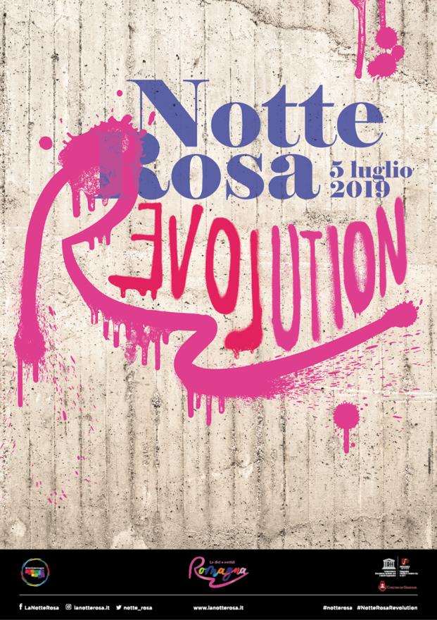 La Notte Rosa 2019