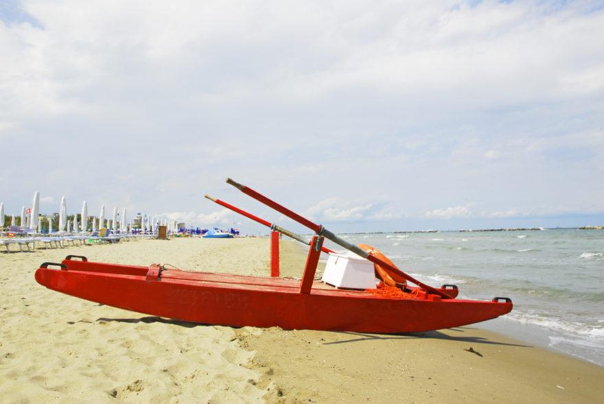 Marina di ravenna Hotel Bermuda settembre